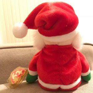 47526ea1659 ty Beanie Baby Other - ty Beanie Baby Original Santa 1998